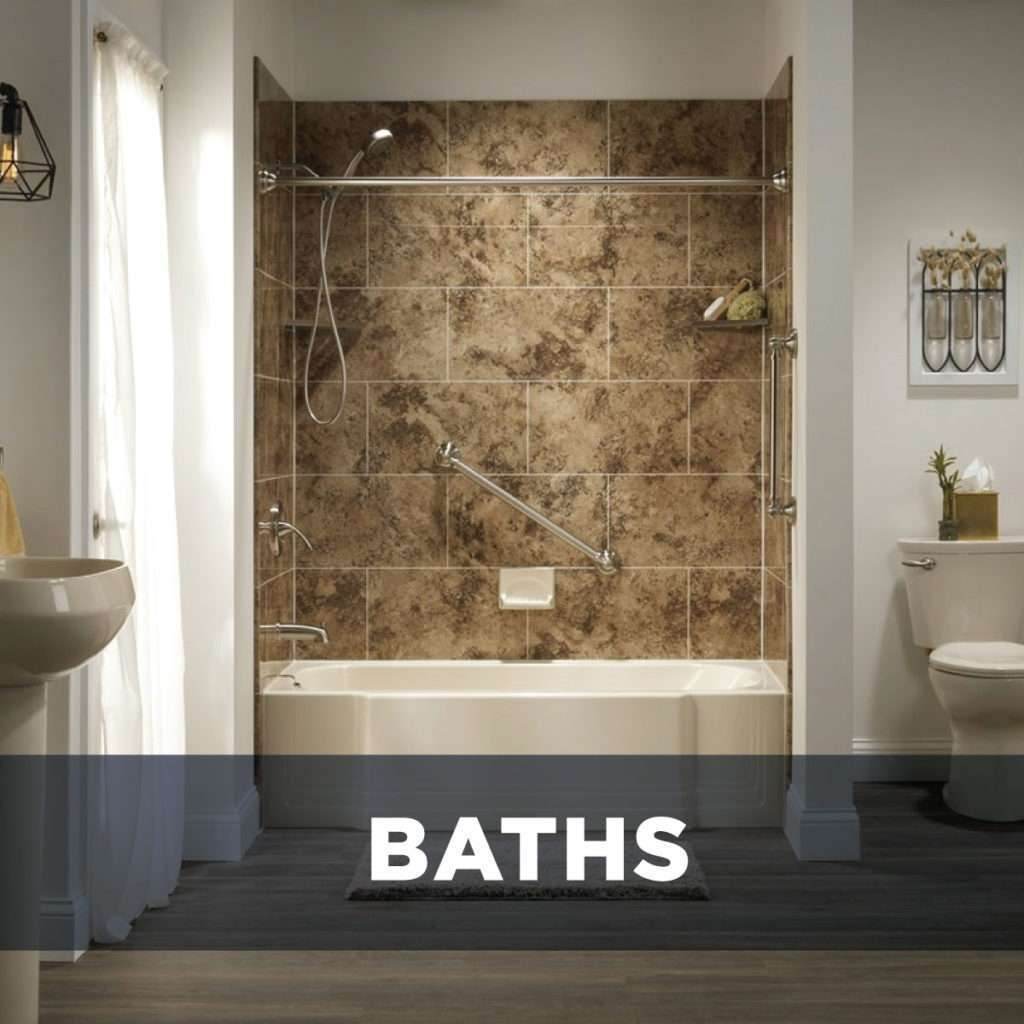 Replacement Baths By Yankee Home Improvement