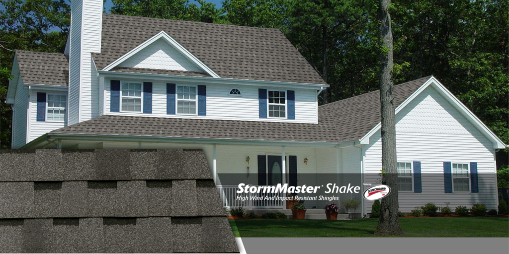 StormMaster Shingles by Yankee Home