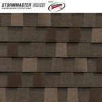 Weathered Wood Roof Shingle