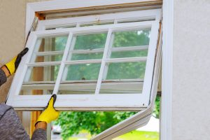 window being replacement for energy savings