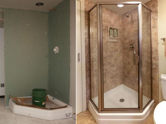 Yankee Home Improvement Shower Replacement